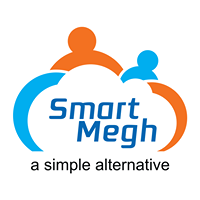 SmartMegh Solutions Pvt Ltd - Erp company logo