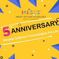 Mindset Software Technologies Pvt Ltd. - Consulting company logo