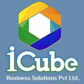 ICUBE Business Solutions Pvt Ltd - Erp company logo