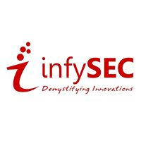 infySEC - Cyber Security and Ethical Hacking Training - Market Leaders - Testing company logo