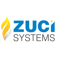 Zuci Systems - Powered by Passion - Automation company logo