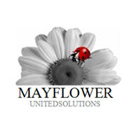 Mayflower United Solutions - Logo Design company logo