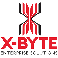 Enterprise Web and Mobile App Development Company in USA - X-Byte Enterprise Solutions - Erp company logo