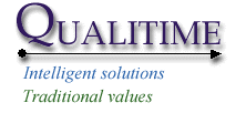 Qualitime Software Private Limited - Web Development company logo