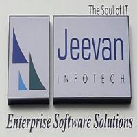 Jeevan Infotech India Pvt Ltd - Erp company logo