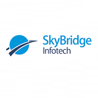 Skybridge Infotech Pvt Ltd - Web Development company logo