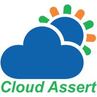 CLOUD ASSERT - Analytics company logo