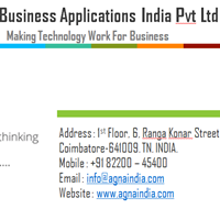 Agna Business Applications India Pvt Ltd - Mobile App company logo
