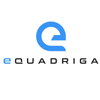 eQuadriga Software - Erp company logo