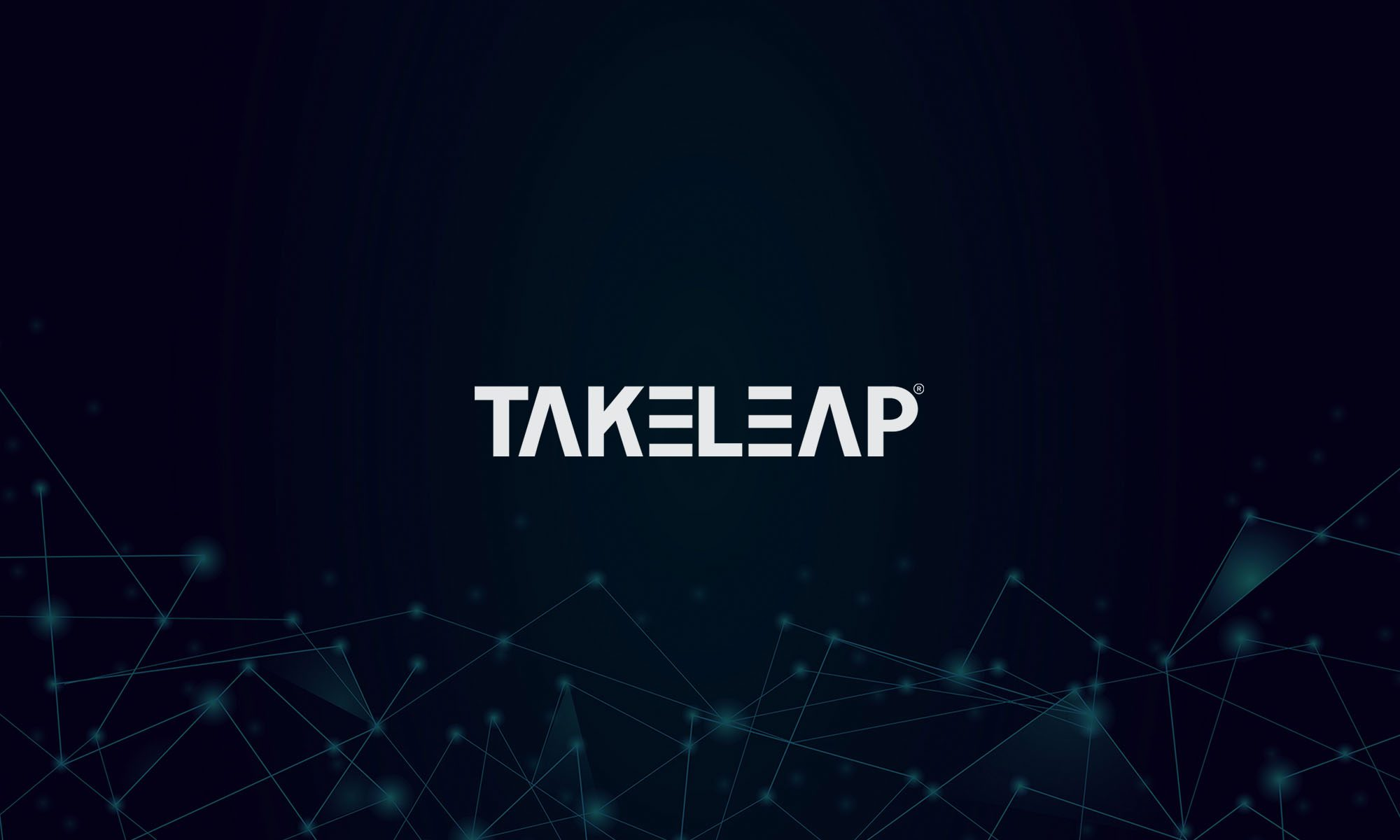 TAKELEAP - Artificial Intelligence company logo