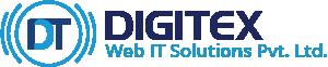 Digitex Web It Solution - Logo Design company logo