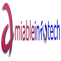 Amiable Infotech - Logo Design company logo