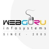 WebGuru Infosystems Pvt. Ltd. - Mobile App and Website Development Company in Kolkata India - Mobile App company logo