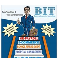 BIT it TECHNOLOGY PVT. LTD. - Testing company logo