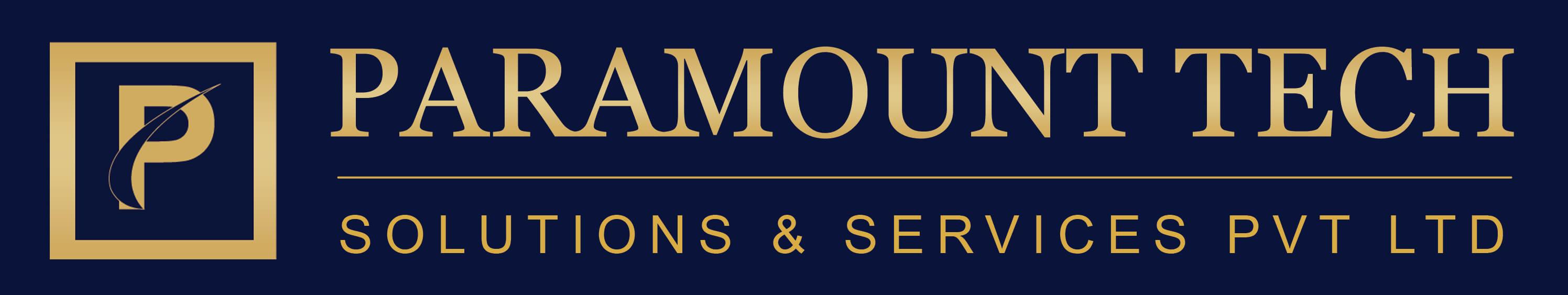 Paramount Tech Solutions and Services Pvt Ltd - Web Development company logo