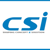 CSI Computech-Milk Collection System /Dairy Management Software Supplier India - Erp company logo