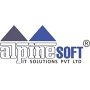 Alpinesoft It Solutions Pvt Ltd - Outsourcing company logo