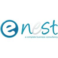 eNest Services - PPC Services - SMO Services - SEO Services - Website Designing Services - Outsourcing company logo