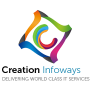 Creation Infoways Pvt Ltd - Web Development company logo