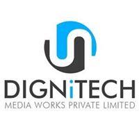 Dignitech Media Works Pvt. Ltd. - Web Development company logo