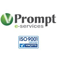 V-Prompt e-Services - Outsourcing company logo
