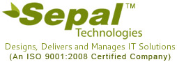 Sepal Technologies Private Limited - Cloud Services company logo