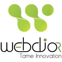 Webdior - Website Designing and Mobile App Development - Erp company logo